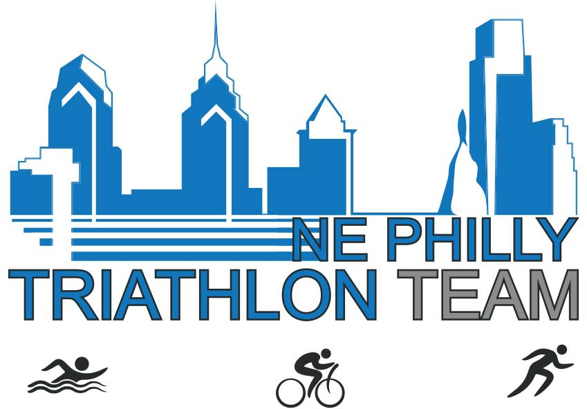 NE Philly Triathlon Team - The NE Philly Triathlon Team is a NE Philadelphia-based triathlon team dedicated to promoting the sport while raising money for charitable causes. They are a fun, laid back group that is very beginner friendly, but all skill levels are welcome. The NE Philly team trains all over the Philadelphia, Bucks, Montgomery, and South Jersey area. There are no dues or fees for the team. They have an active Facebook group page, where you can learn more.