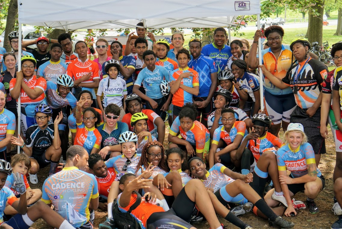 Bicycle Coalition Youth Cycling - While the Bicycle Coalition of Greater Philadelphia's Youth Cycling program (