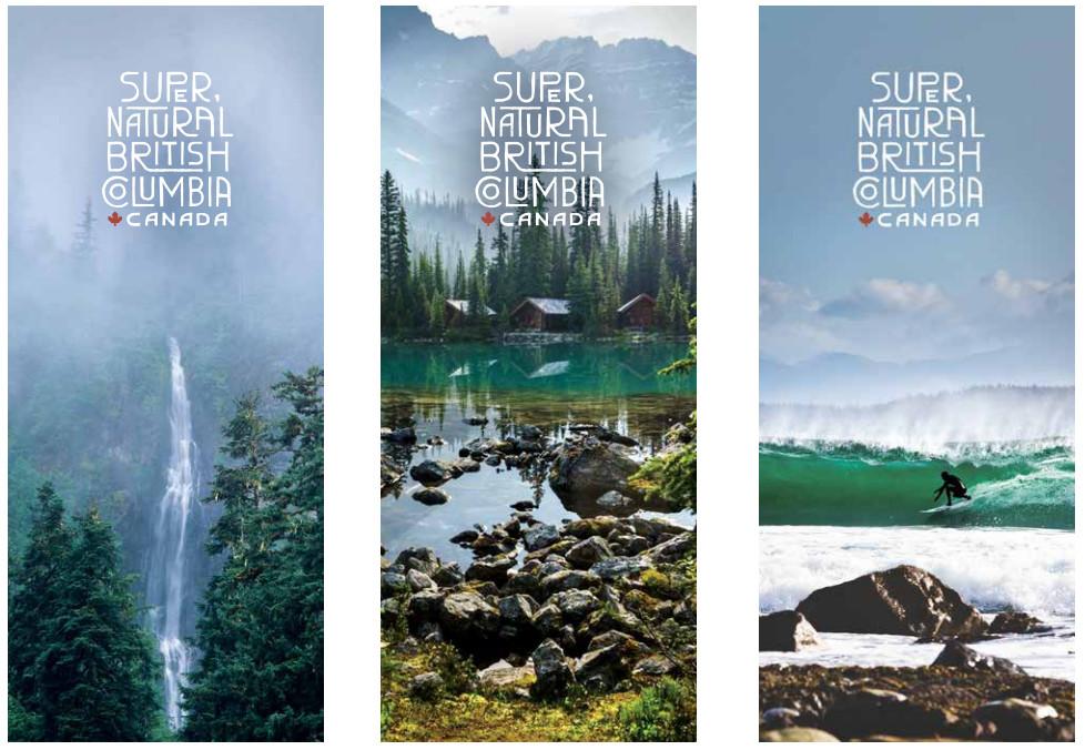 Foto - Nel 2014, l'Ufficio del Turismo di British Columbia ha sviluppato un nuovo e completo rebranding il quale ha portato, nell'arco di soli due anni, ad un incremento sostanziale delle presenze e dei pernottamenti nelle regione, soprattutto tra i giovani.