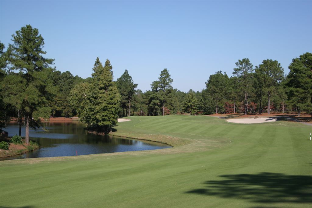 Whispering Pines Pines Course