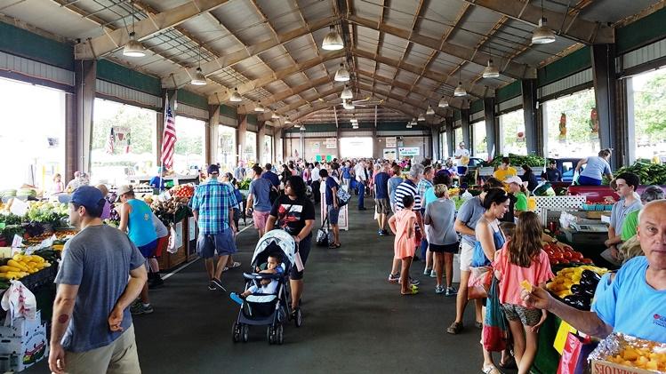 NC State Farmers Market