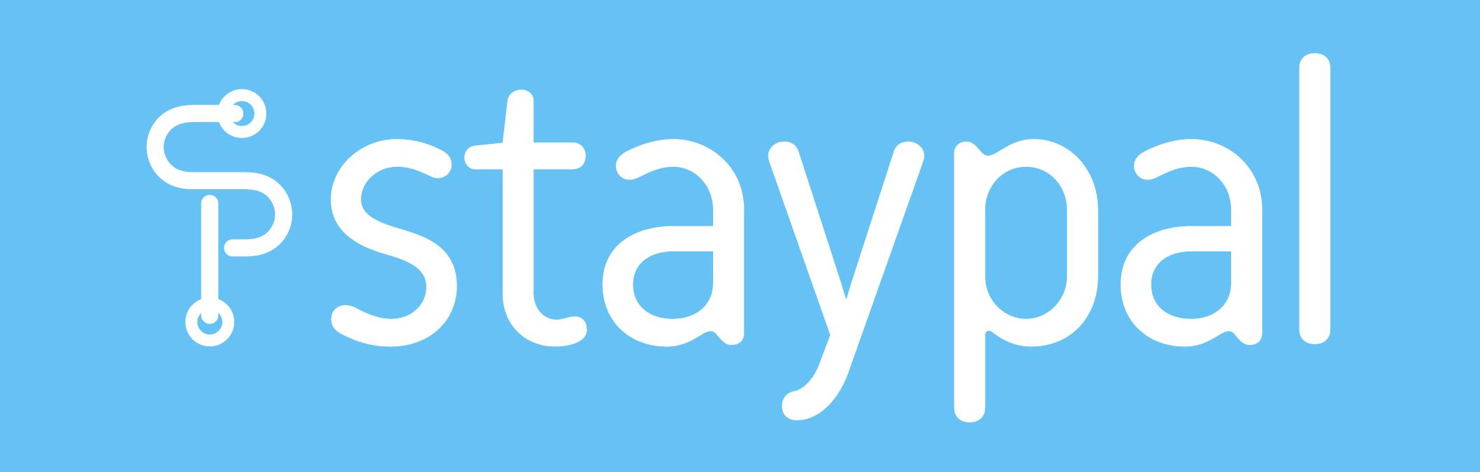 StayPal_ Logo_ Blue BG_ White Logo.png