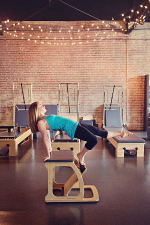 Kaitlin Winborn, Pilates Instructor