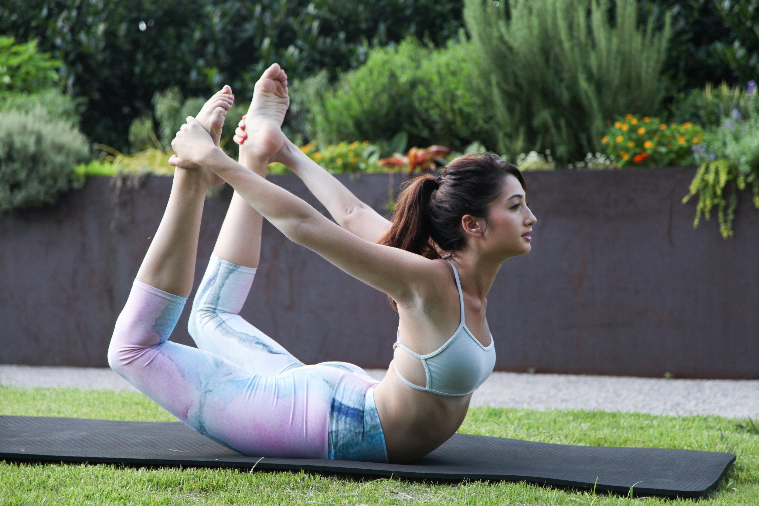 Asha Gangolli, Pilates Instructor