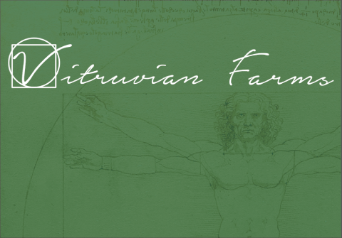 Vitruvian Farms - MADISON, WIWith the stock market crash of 2008 fresh in their minds, four college grads with no previous farming experience decide to start an organic farm with a mission to