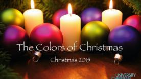 Colors of Christmas     Christmas series 2015
