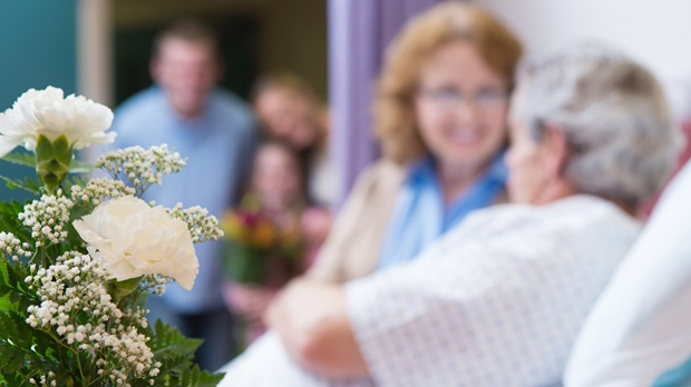 Hospital Visitation - Being in the hospital is difficult, even under the best of circumstances. Our hope is that the peace and strength of God comes to you in a wonderful way, and that your stay in the hospital is as comfortable as possible!