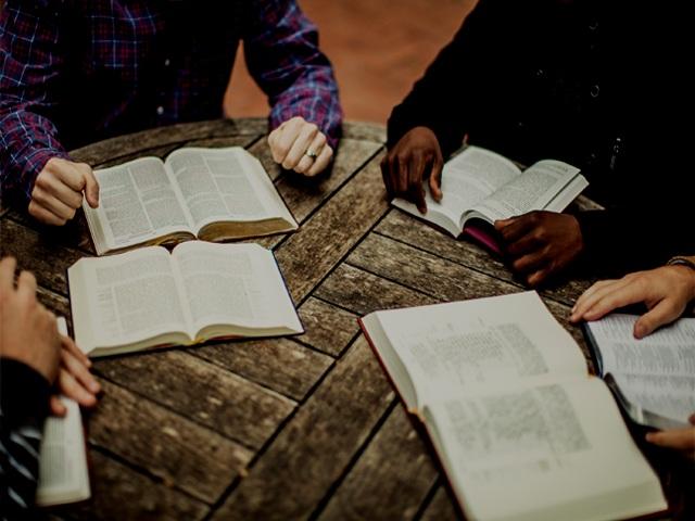 Community Bible Study -