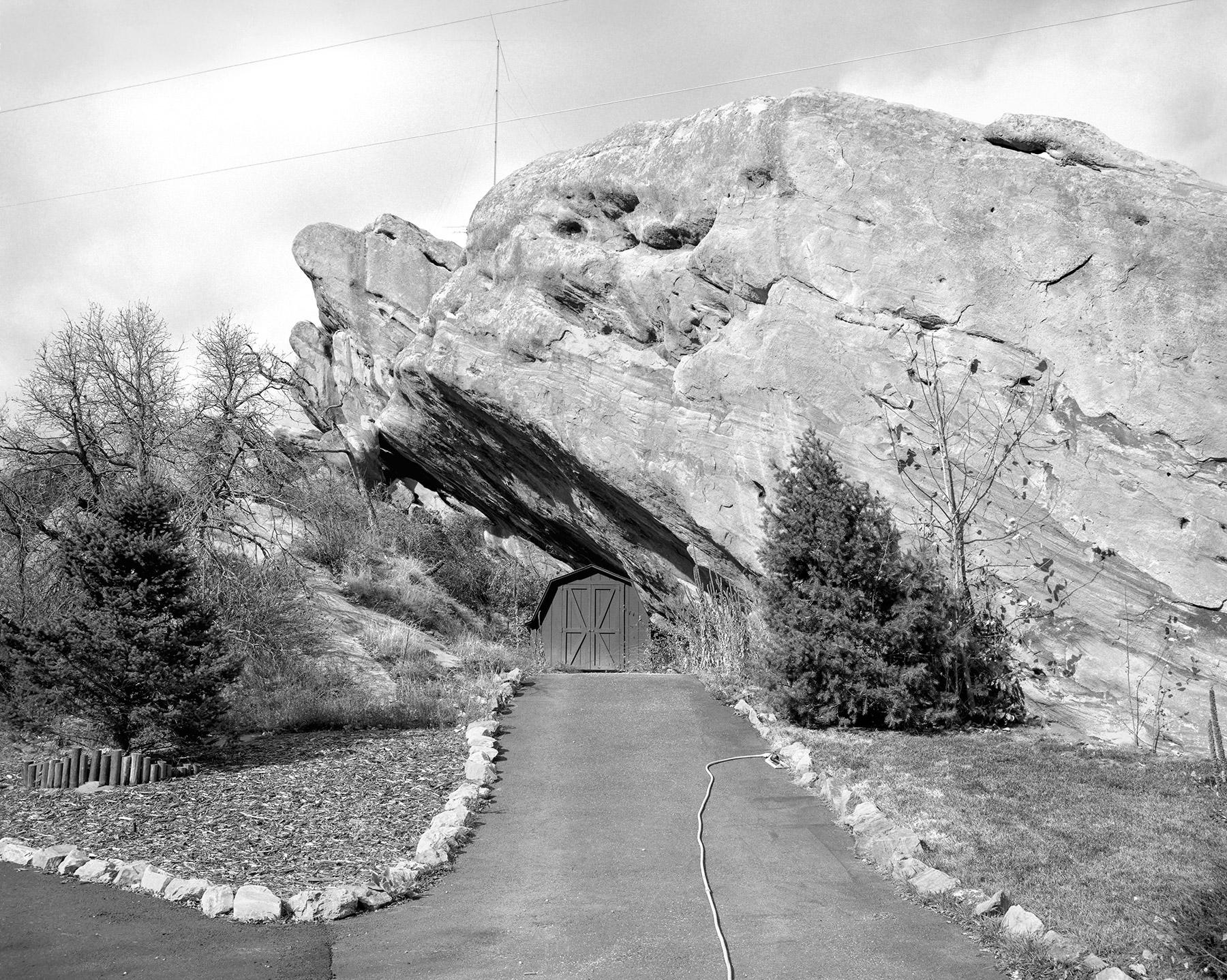 Evergreen, Colorado, 1999.