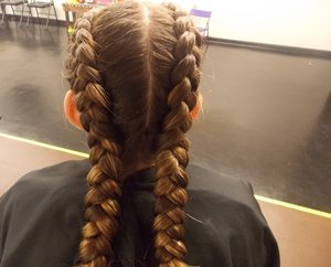 Inspired by our teenage girls- Away Lice