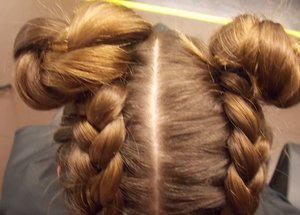 Inspired by our young girls- Away Lice