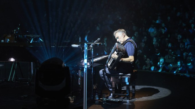 Yann Tiersen at the Beacon Theatre, New York City, 28 May