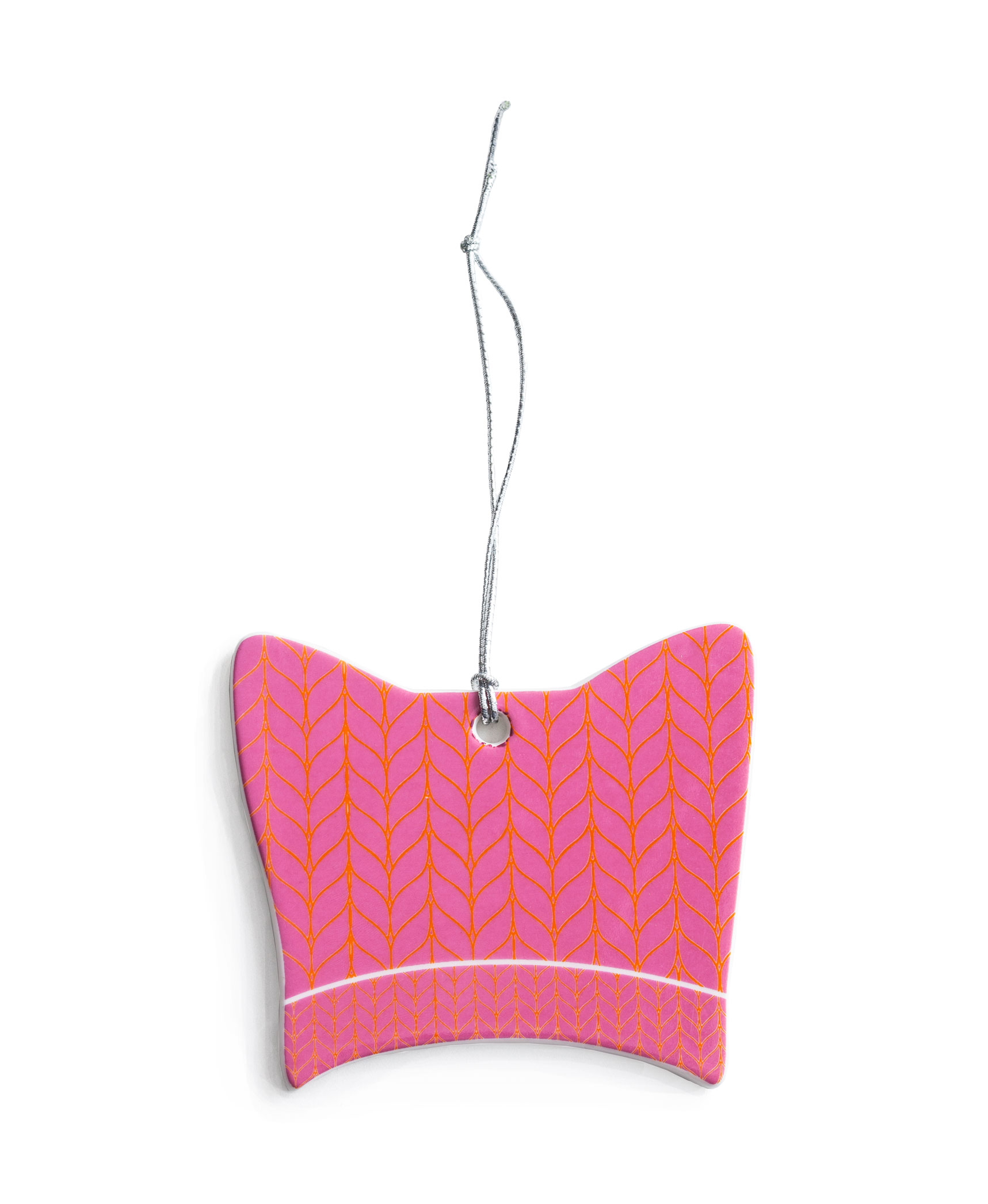 Pink Hat Ornament | $14.95