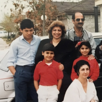 Morteza & Family (Bride's Uncle)