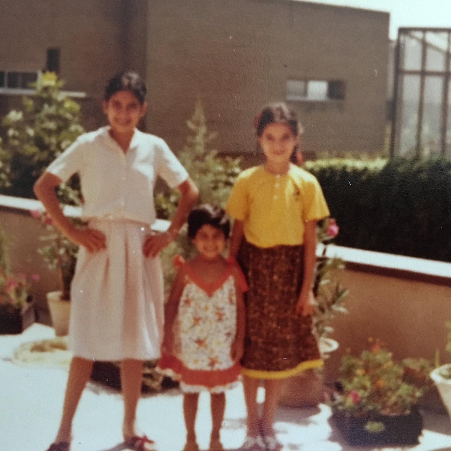 Ahmad & Family (Bride's Uncle)