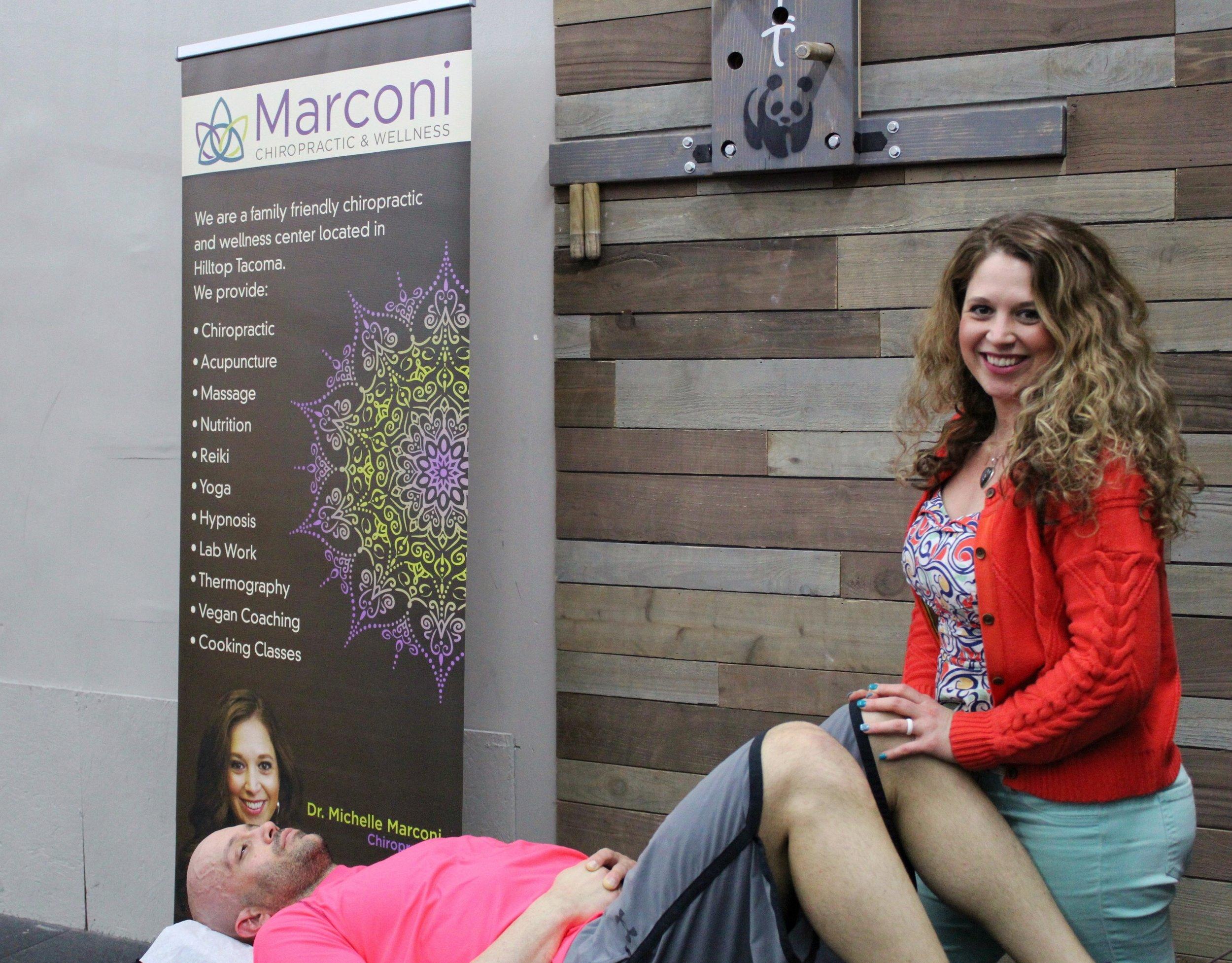 DR. MICHELLE MARCONI