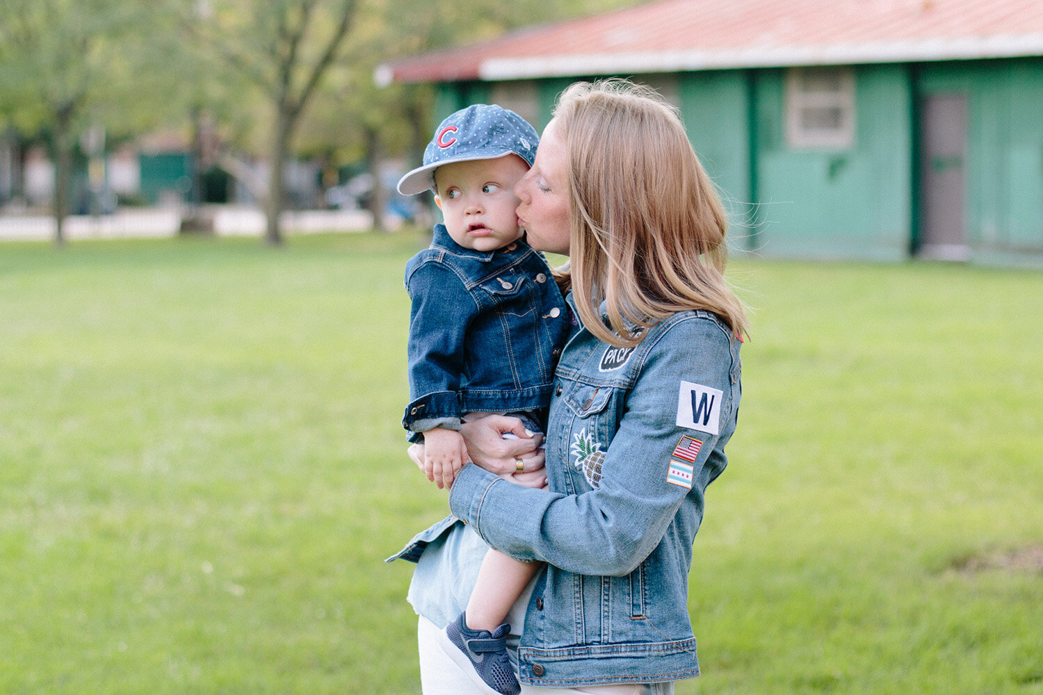 mom-and-son-in-cubs-clothes.jpg