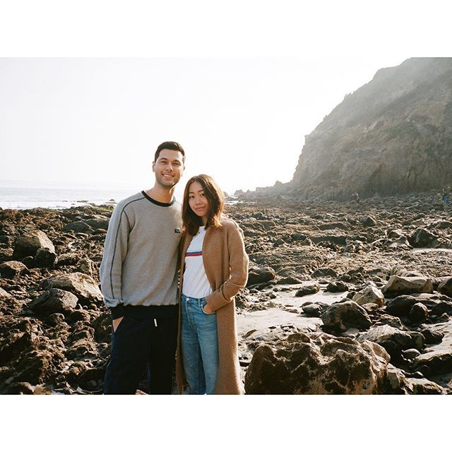 Another nor'easter today, got me thinking about sunnier days in Cali. #35mm #californiadreaming