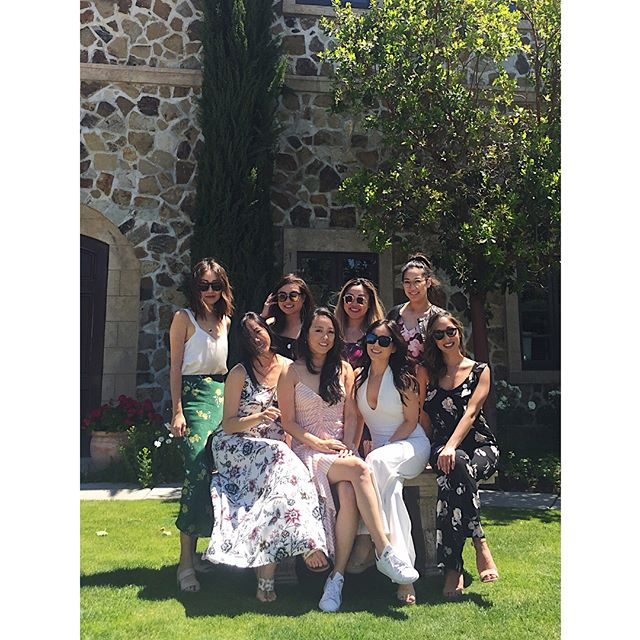 three vineyards and countless bottles of wine later.. #sonomavalley #california #winetasting #idoforhsiao