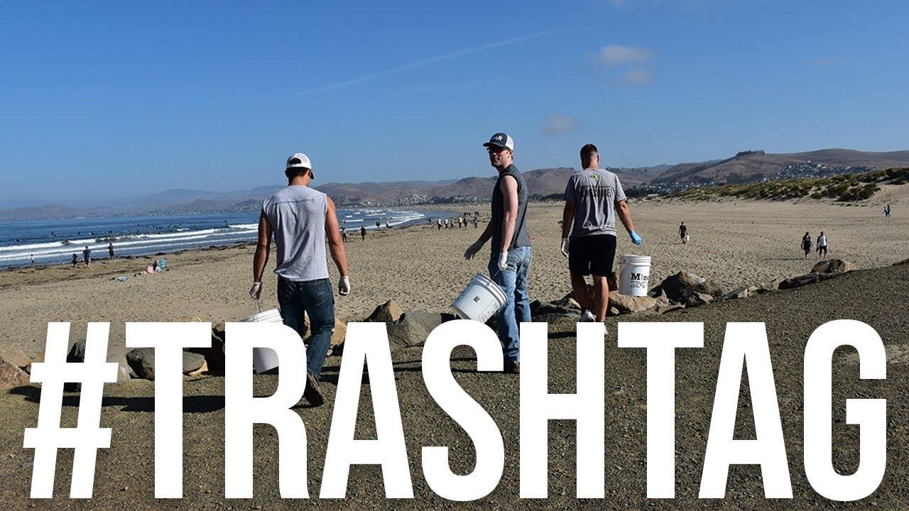 #TrashTag Challenge -