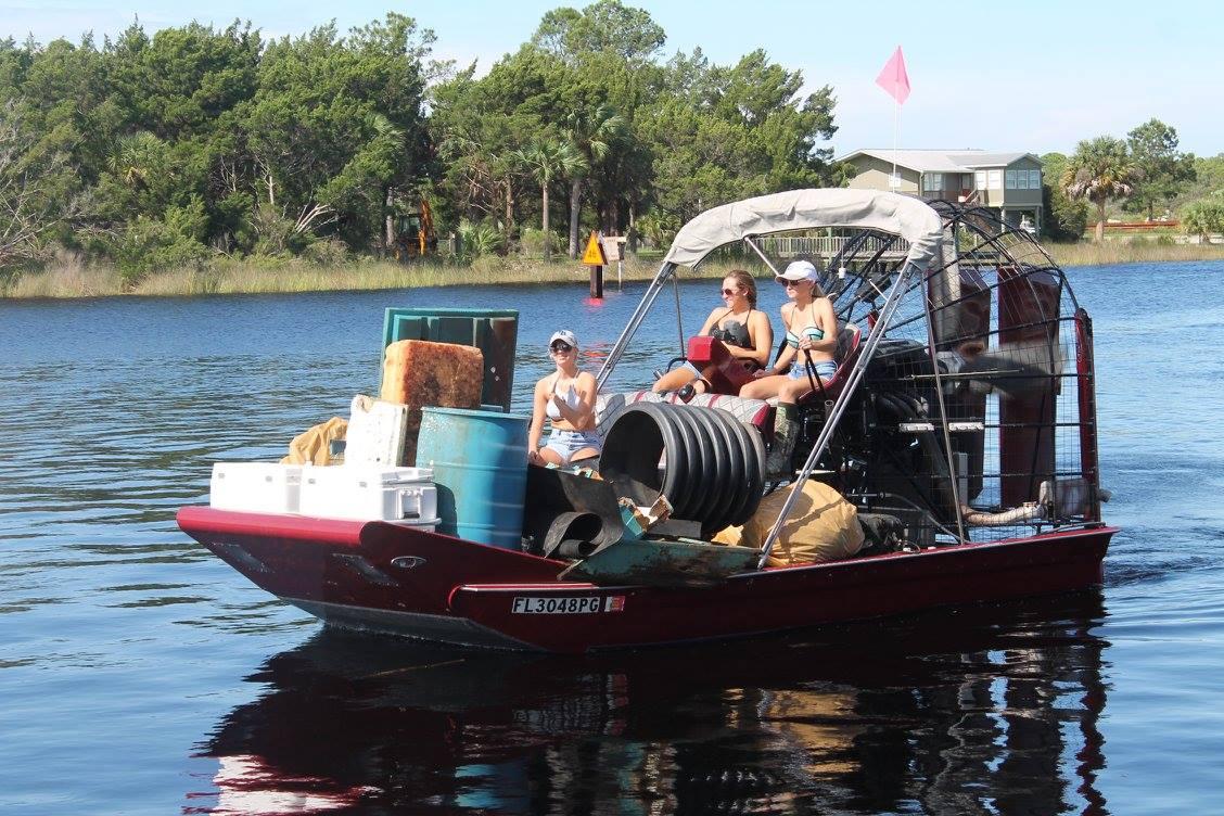 Kristin Skipper - trashie airboat.jpg