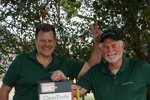 Steve Jewett and Bill Willoughby.JPG
