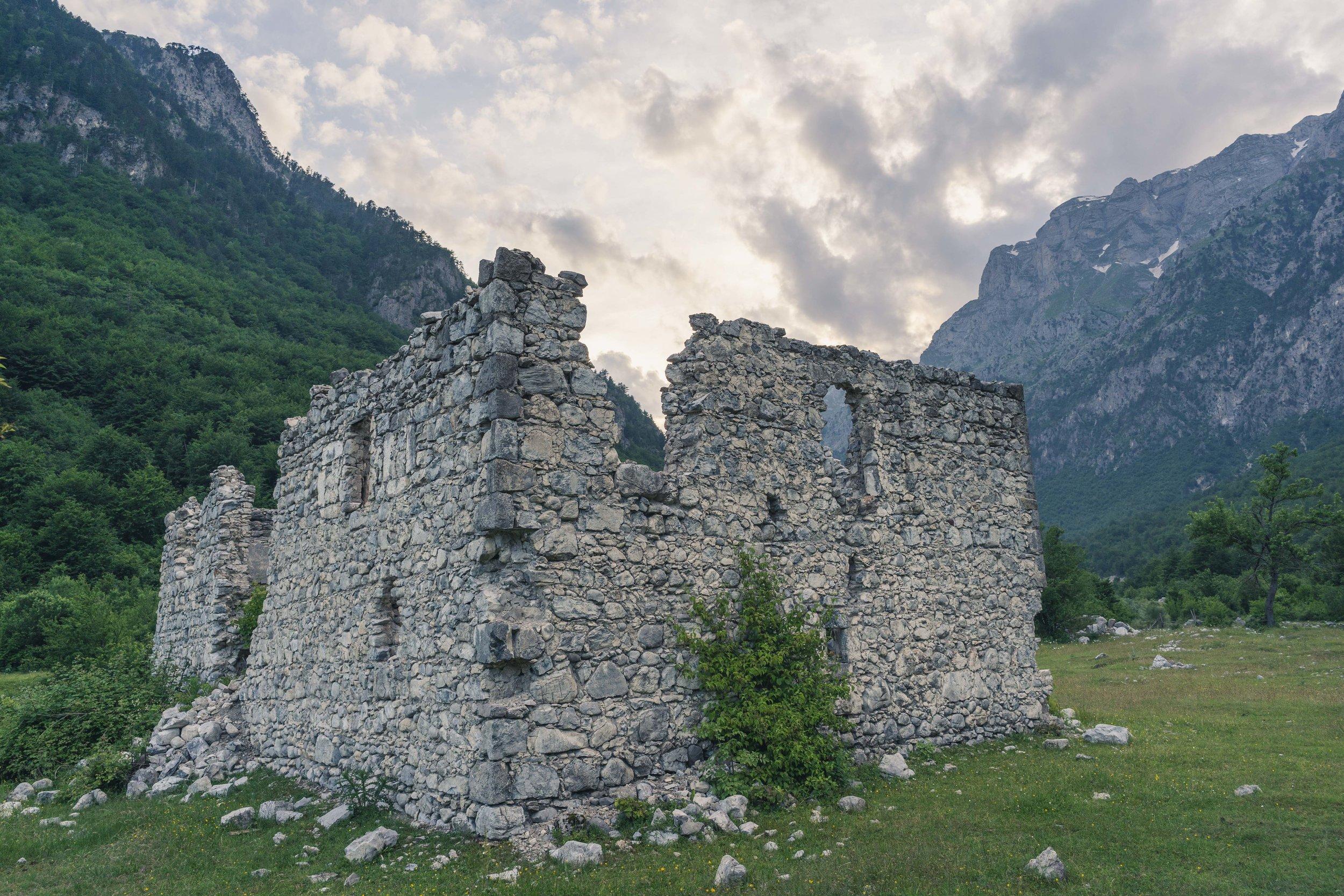 Leftovers of the Malësia, Valbona Valley