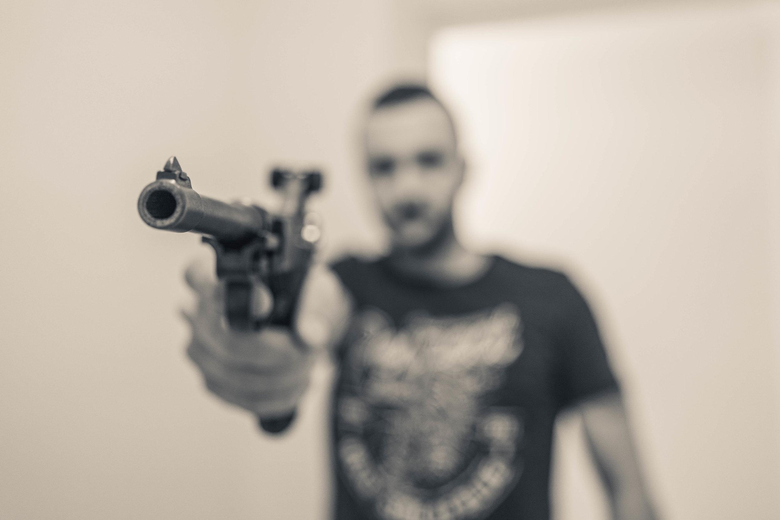 Fun with the gun