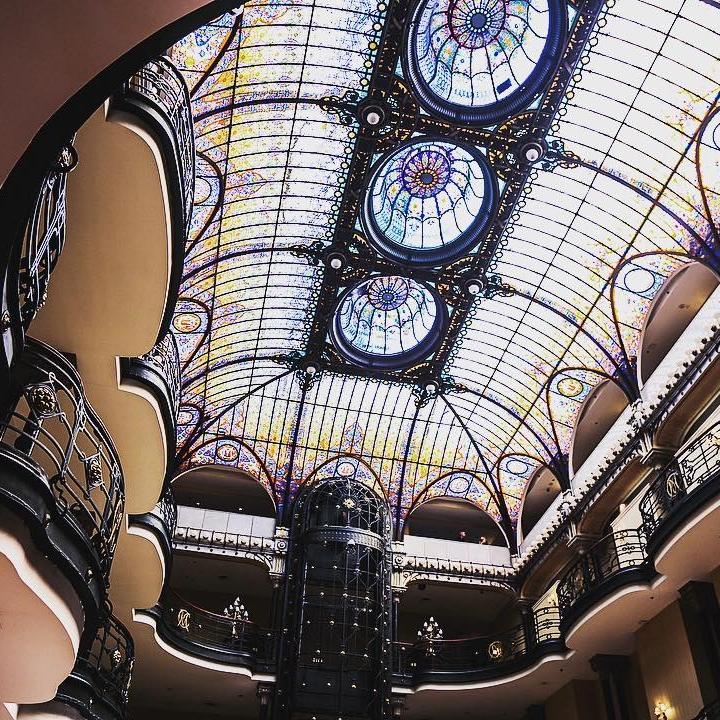 Gran Hotel Ciudad De Mexico   Photo by   Leah Parsons
