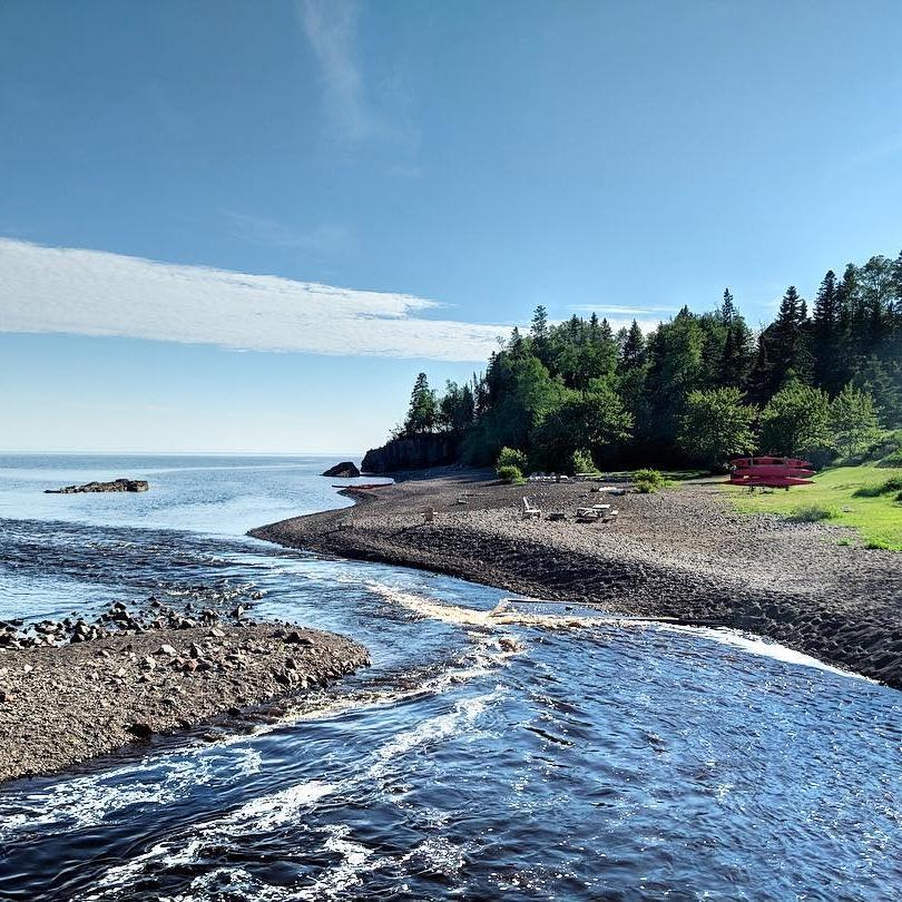 Lutsen Resort on Lake Superior
