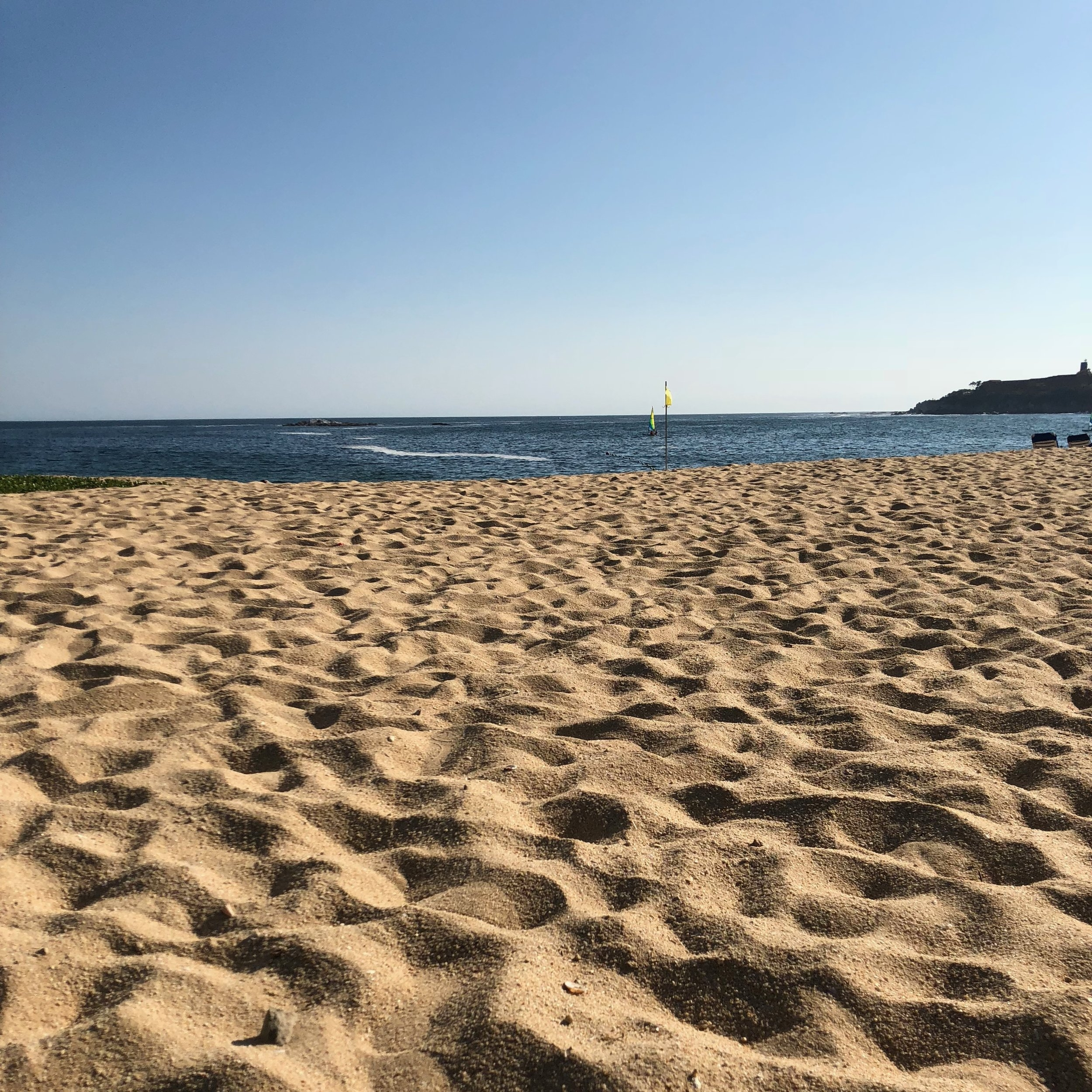 best private beach huatulco