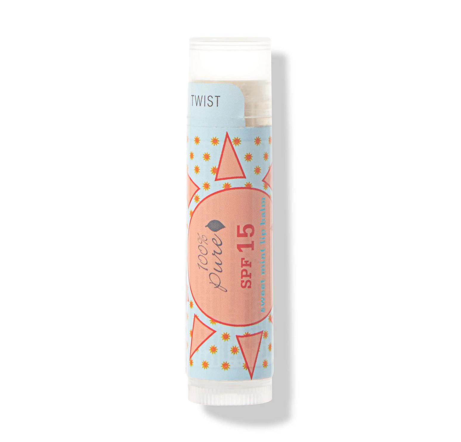 SPF 15 100% Pure Lip Balm