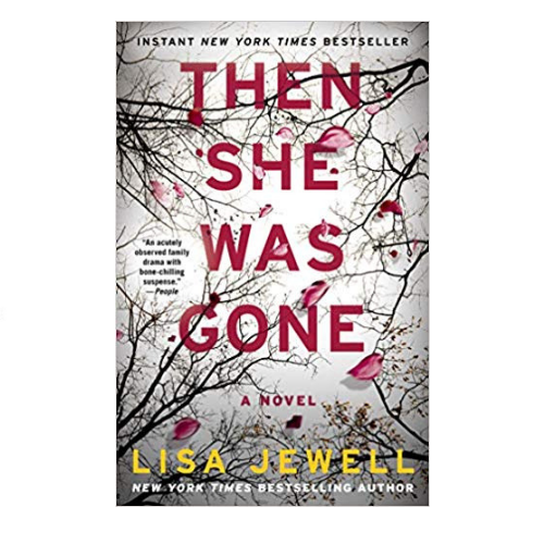 Then She Was Gone - You could easily devour this captivating thriller with well-developed characters and lovely writing on a weekend away. Smart, pretty, in-love, fifteen year old Ellie leaves home to study for her 'O-levels', General Certificate of Secondary Education exams, but never makes it to the local library. There's video footage of her walking down a street and glancing in a car window at her reflection, but she is never seen again. Ten years later when new evidence surfaces, we learn what happened from the perspective of Ellie, her mother Laurel, Ellie's sister Hanna and a charming man, Floyd, and his sweet, yet disturbingly wise-beyond-her-years daughter, Poppy.