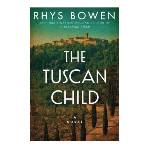 The Tuscan Child - Hugo Langley is as British bomber pilot that is shot down over German occupied Tuscany and ultimately survives and returns to his crumbling home estate in the English countryside. Thirty years later, after Hugo's death, his daughter Joanna finds an unopened letter to 'Sofia', which is not Joanna's mother's name. Joanna reads the letter and returns to Tuscany to find out what happened to her father and discover who he really may have been. Joanna's time in Tuscany is filled with charming characters, mystery and descriptions of mouthwatering homemade meals. For those of you that have Kindle Unlimited this title is currently free to download.