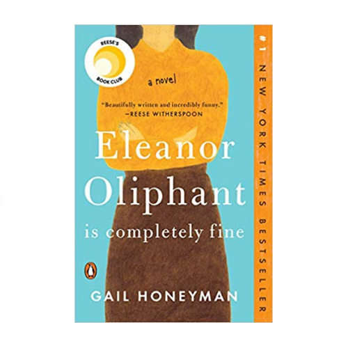 Eleanor Oliphant is Completely Fine - This was one of my favorite works of fiction this year because it was simultaneously endearing, funny, sad, disturbing and uplifting. Gail Honeymoon does a wonderful job developing every character that comes across Eleanor's socially awkward, lonesome yet relate-able path. Much more than a quirky romance, this is the story of turning away from false ideals and yet still seeing the magic of encountering truly good people. It's about getting out of our own minds and finding real connections with each other.