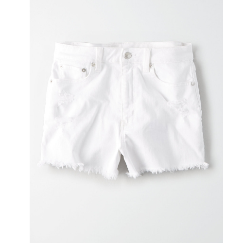 Favorite white jean shorts