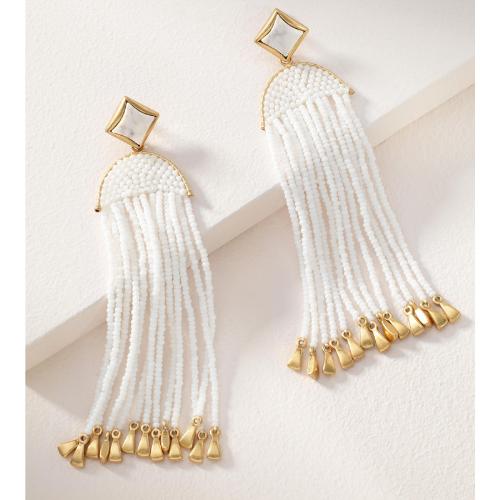 Stell & Dot Earrings.