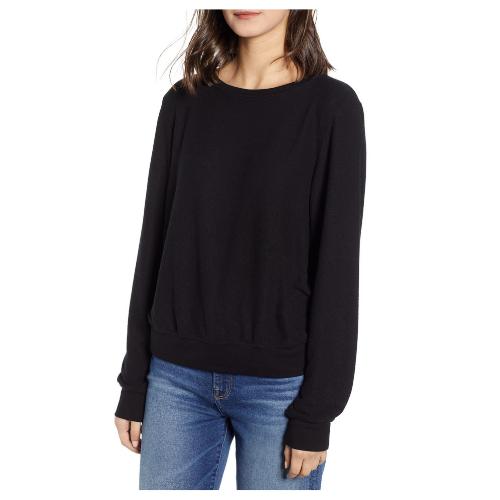 Comfy Oversized Wildfox Sweatshirt