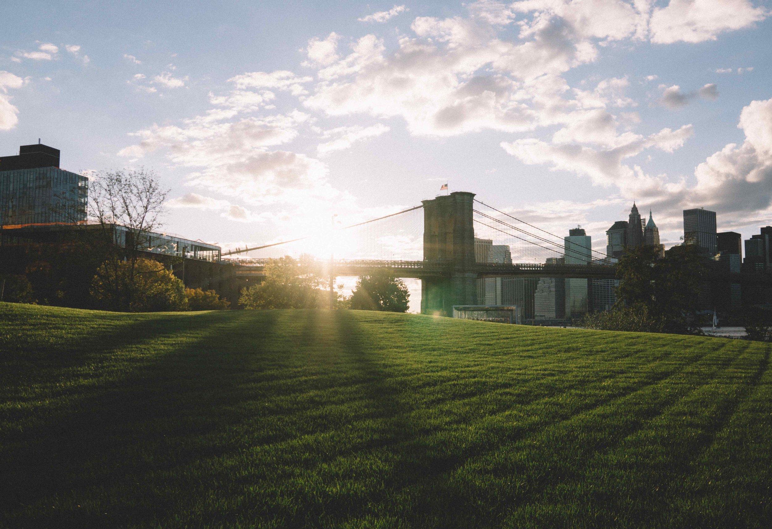 Dumbo Brooklyn Bridge NYC Travel Guide
