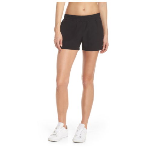 Lightweight and comfortable shorts.