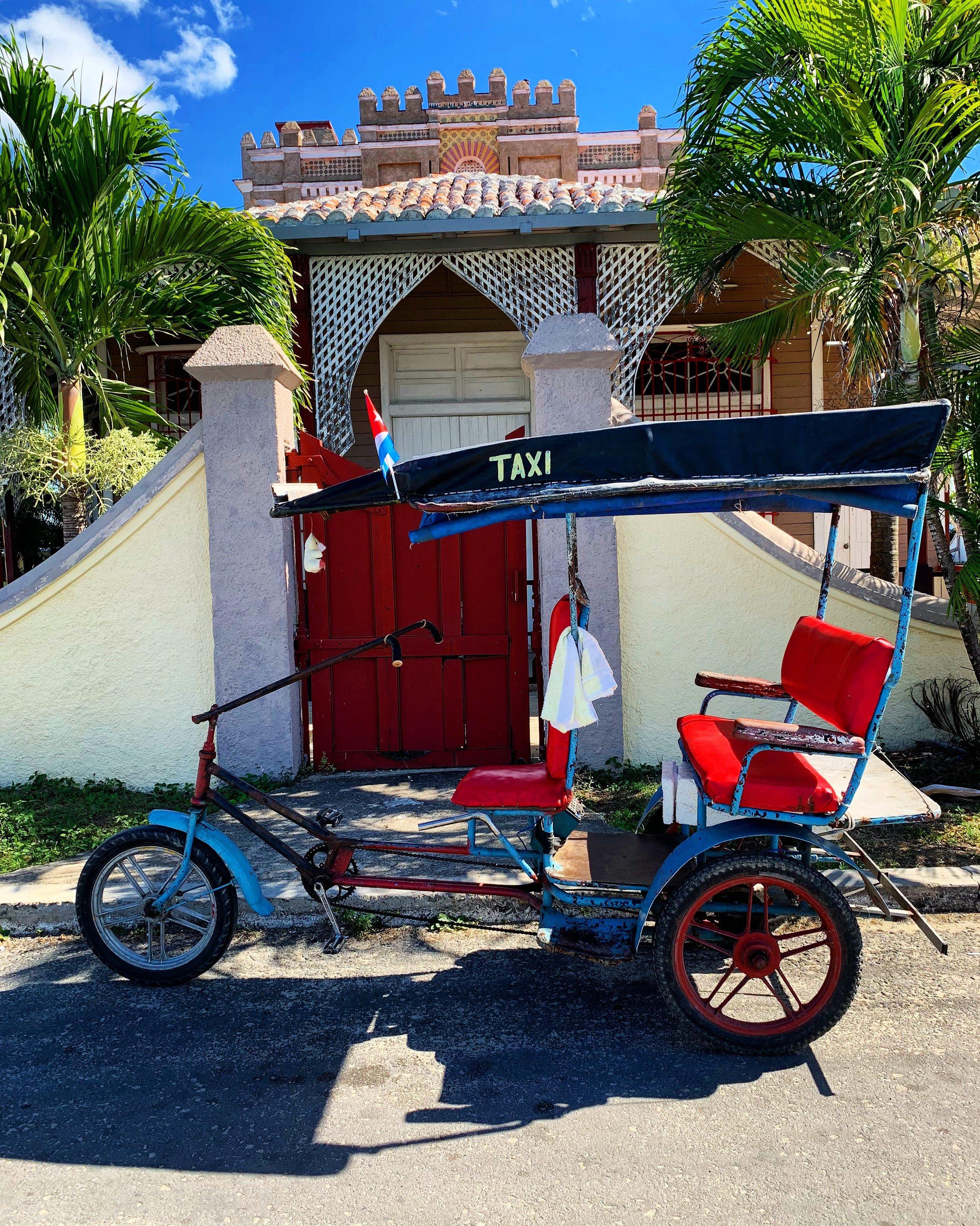 transportation around Havana