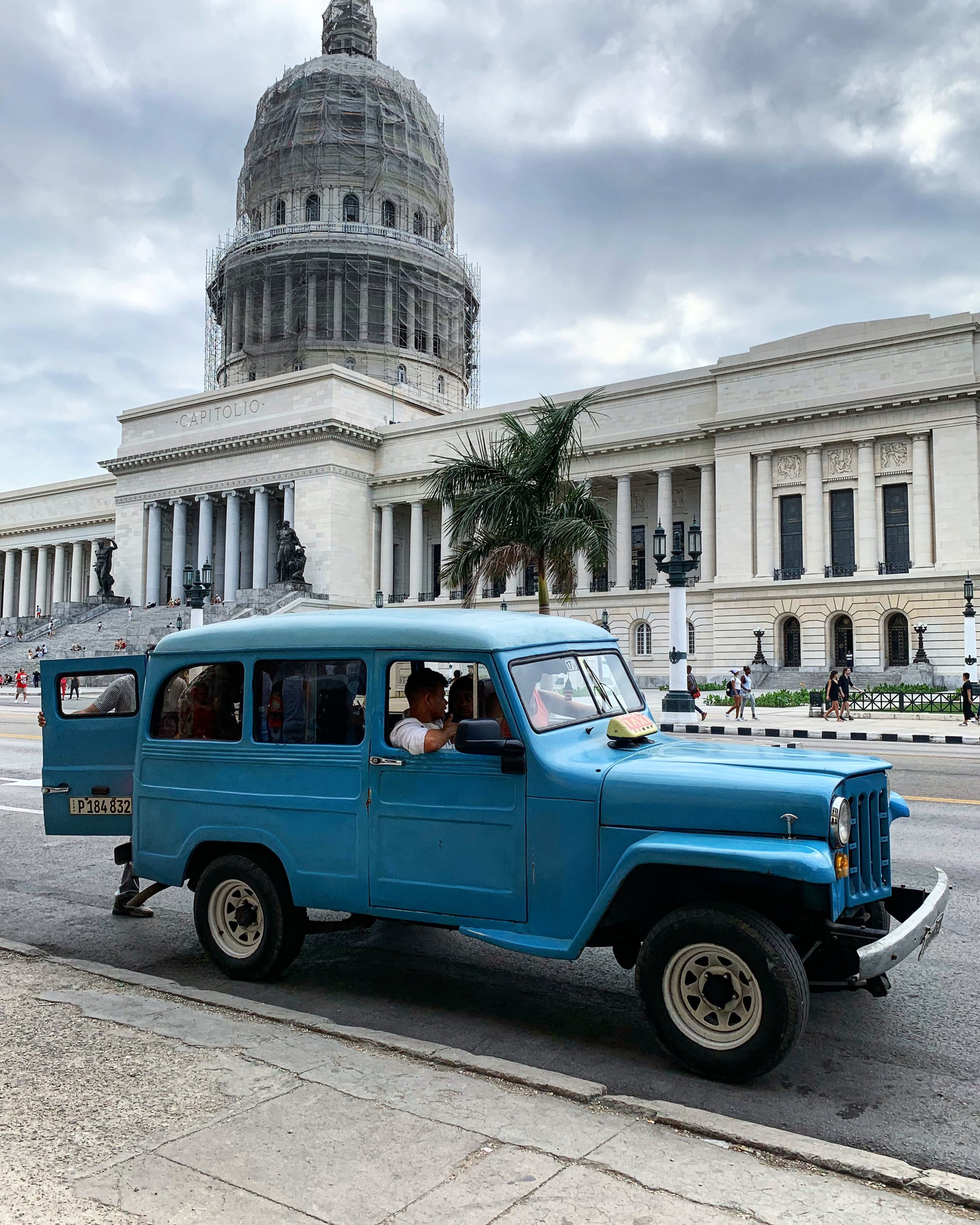 what to drive in Havana