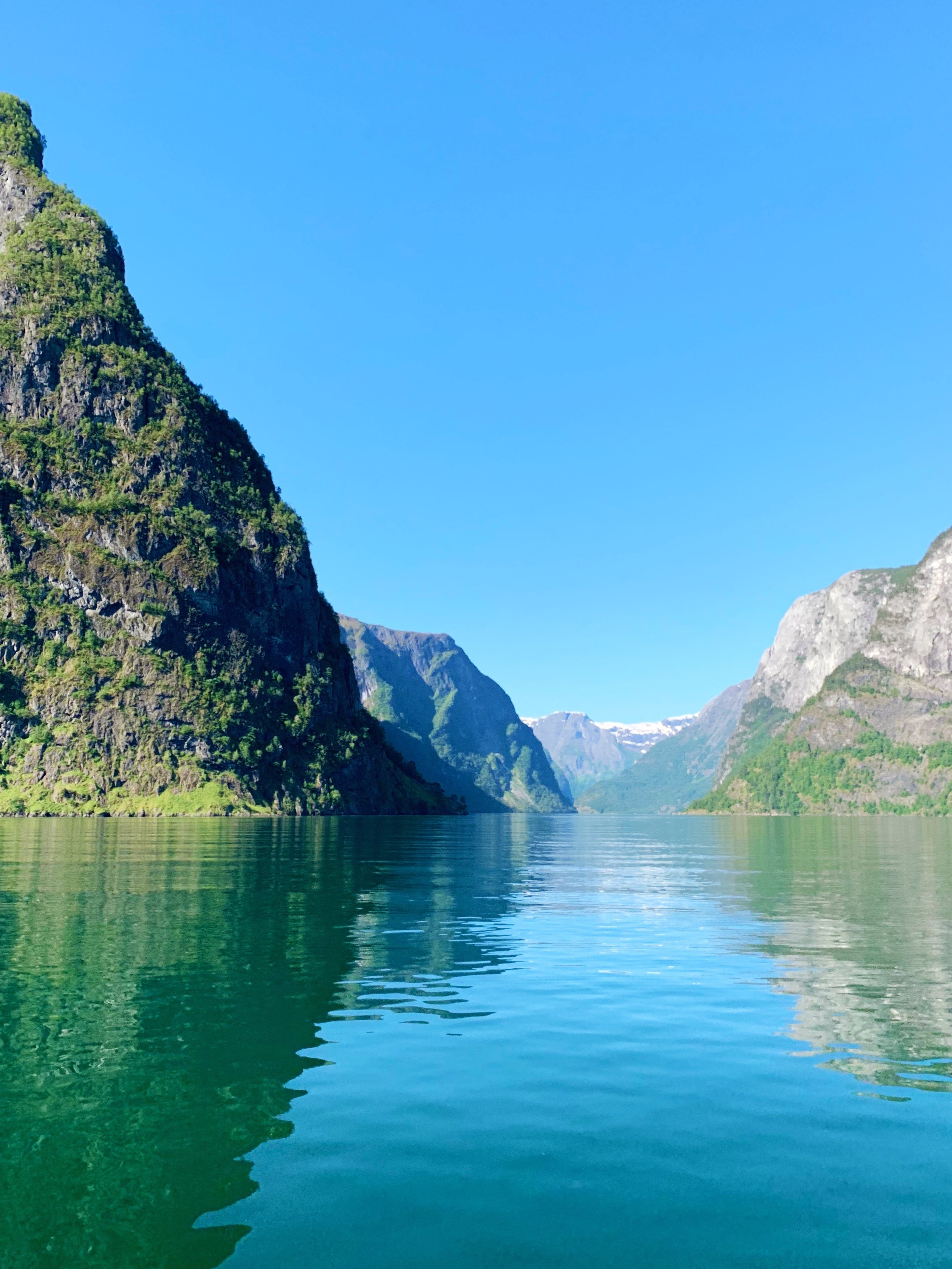 travel to norway fjords