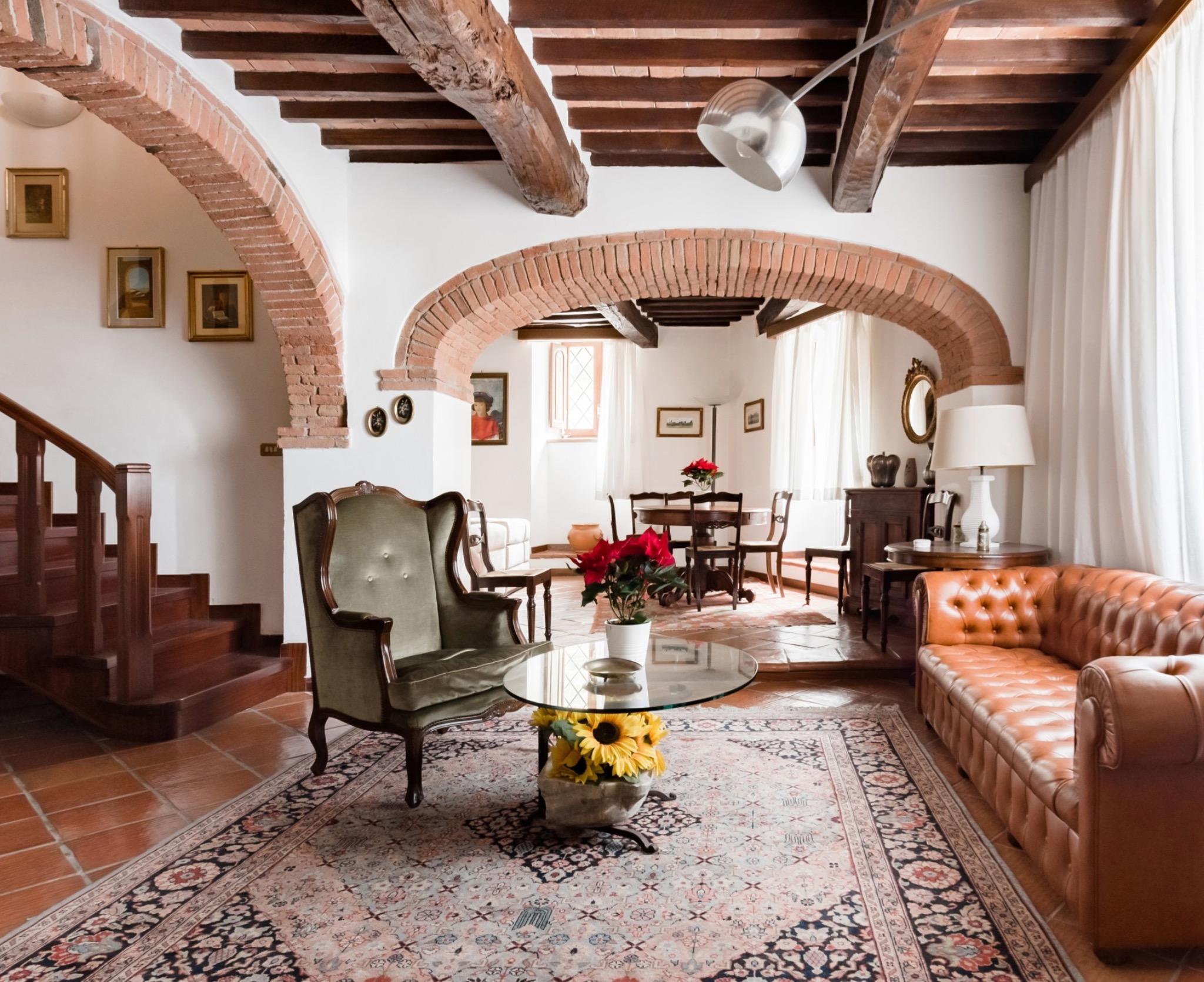 Montepulciano Home Rental