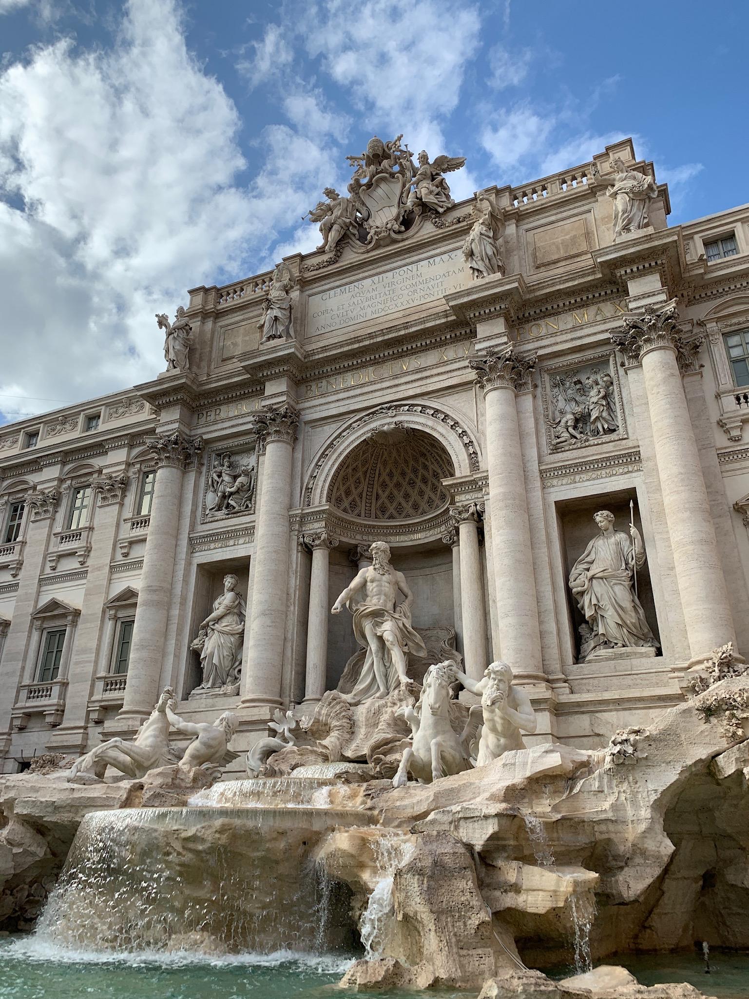 travel to rome italy