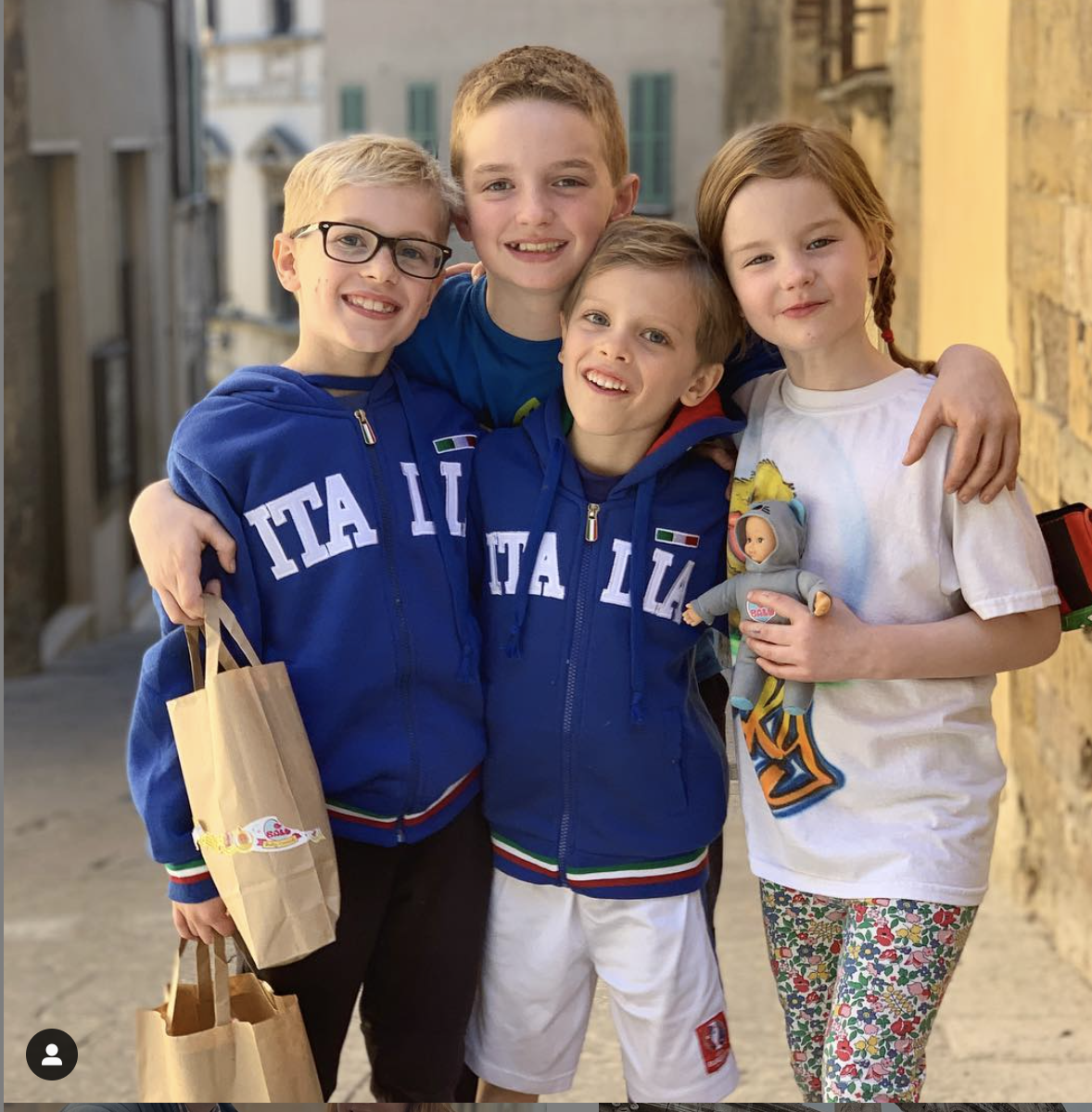 Family Travel Guide+Italy