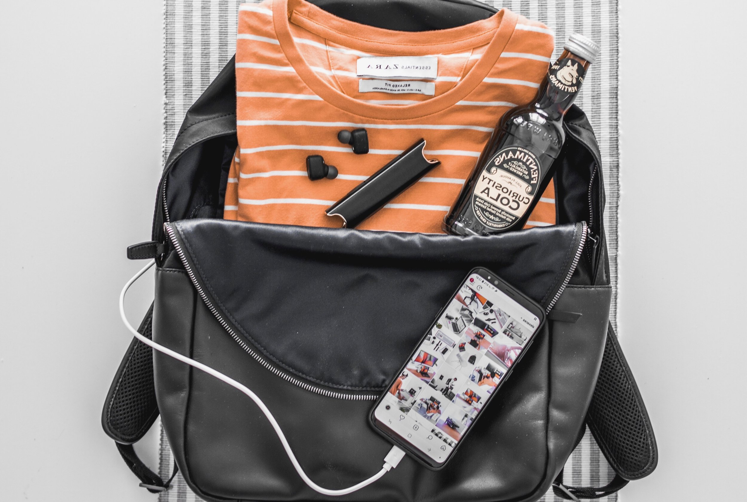 Travel Accessories - Favorite websites to shop everything you need to take with you.