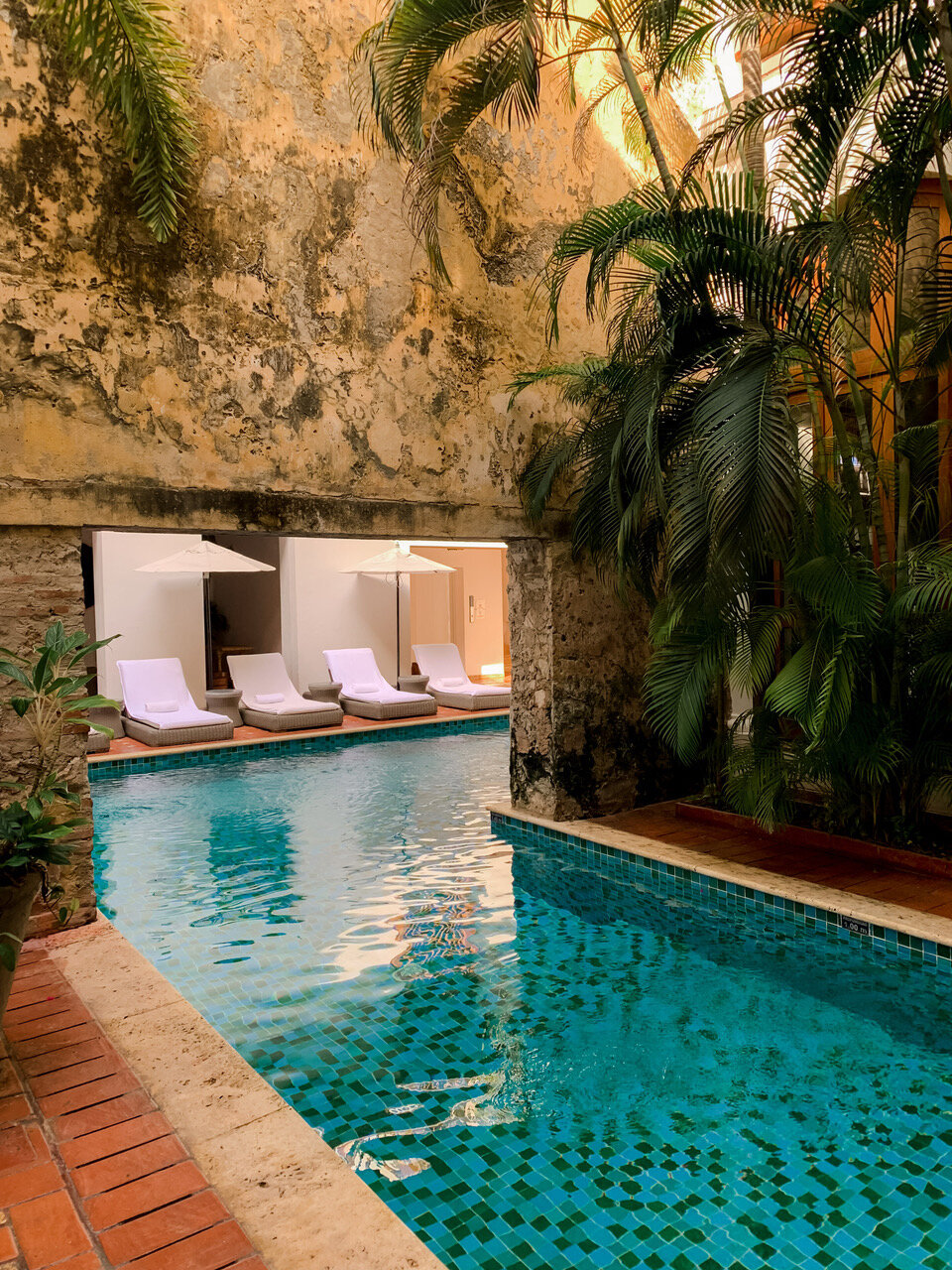 private resorts in cartagena