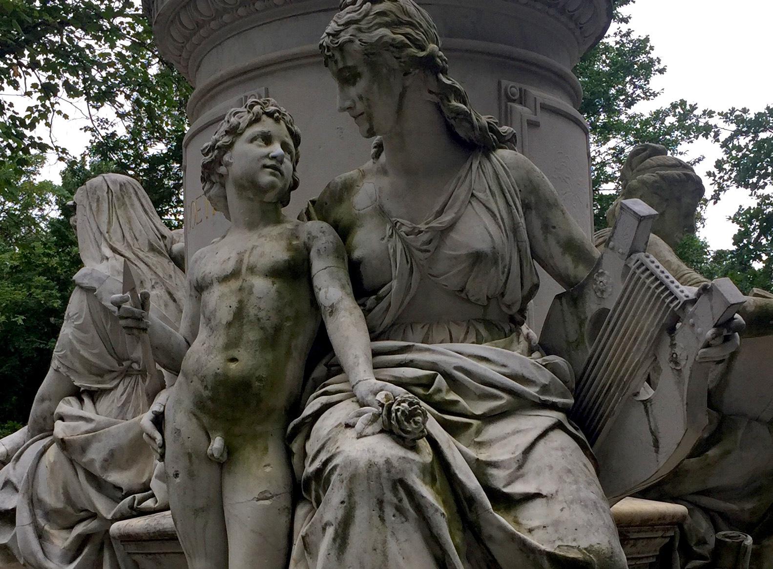 Fountain in Berlin