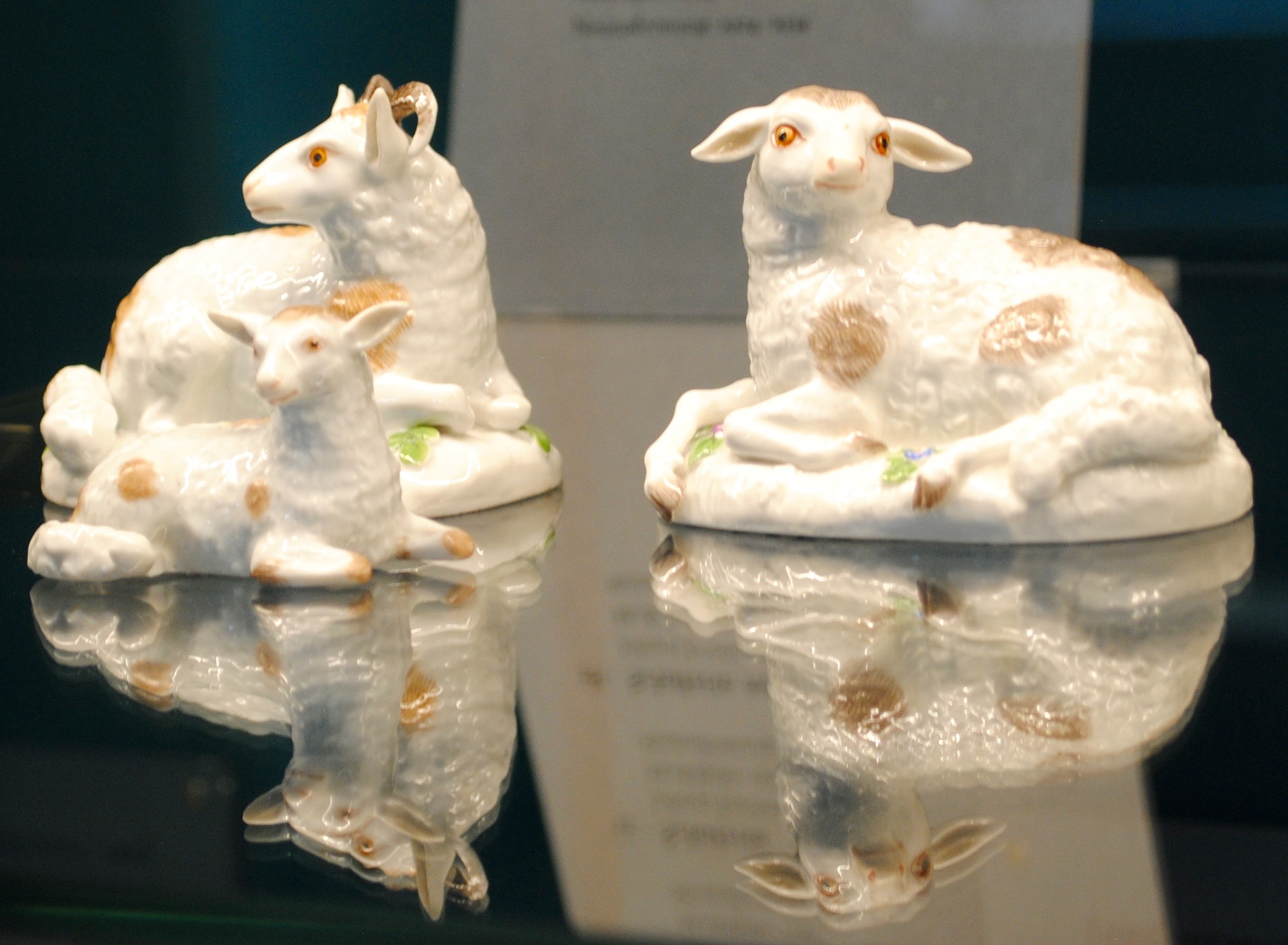 Lamb Figurines